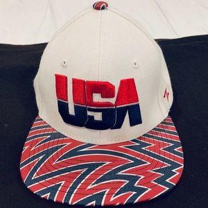 Retro Zepher U.S.A Dream Team Snap Back Cap